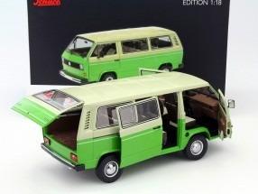 miniatura volkswagen kombi t3 bus schuco 1/18