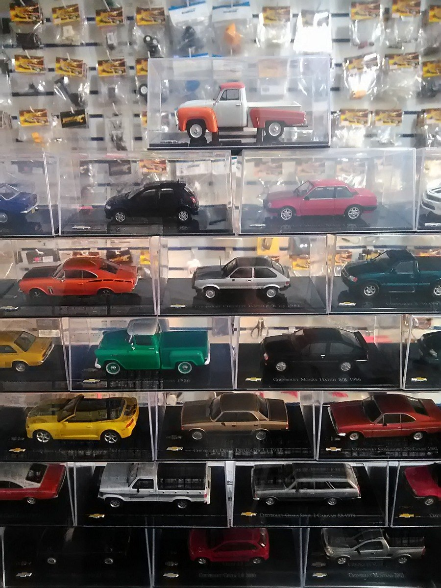 Miniaturas Carros Coleco Chevrolet Collection D Nq Np Mlb F