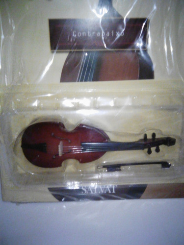 miniaturas instrumentos musicais