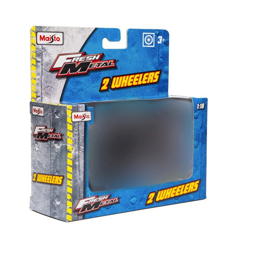 miniaturas motos de trilha - 3 miniaturas - box 16