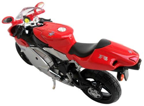 miniaturas motos mv agusta f4 1000 tamburini hornet fireblad