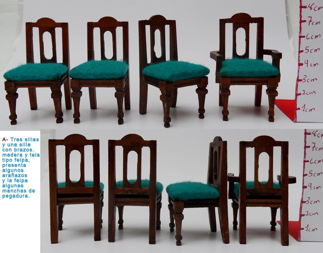 Miniaturas muebles y varios 1 casa de mu ecas ampa101 for Muebles casa de munecas