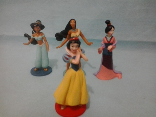 miniaturas princesas disney