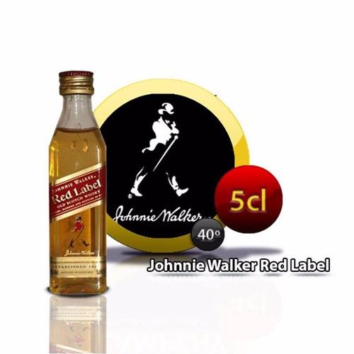 miniaturas todos los tipos licores whiskys etc. x 3 unidades