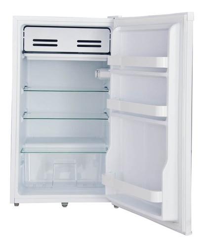 minibar mabe blanco 98 lts luz led llaves puerta reversible