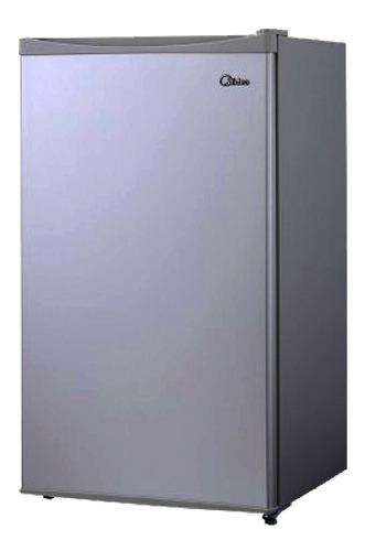 minibar midea gris 93lts 3.3 pies hs-121l incluido iva