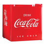 Mini Nevera De 1.7 Pies Cubicos Coca-cola Nostalgia Electric