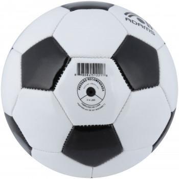 75a3bf8a83 Minibola De Futebol De Campo Adams Classic - Branco preto - R  19
