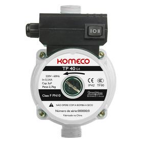 Minibomba Agua Tp40 G4 220v 60hz - Komeco