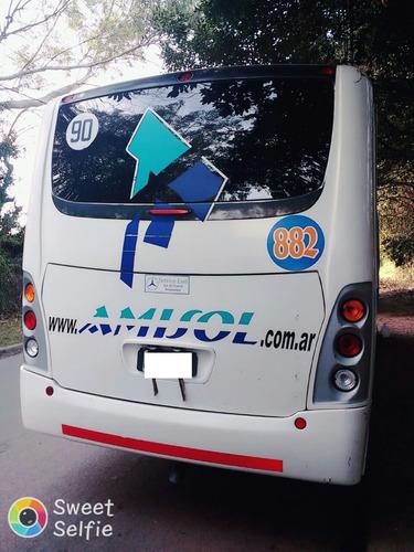minibus 24 asientos 2011 mercedes benz -comil 11a18