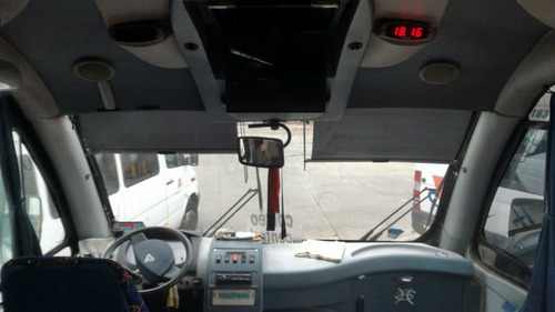 minibus agrale con mwm lucero 24+1 2011