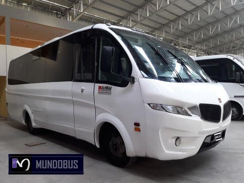 minibus agrale ma 8.5 - 2013 armar 24 as - mundobus