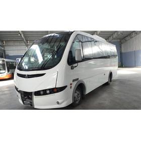 Minibus Agrale Ma 8.5 Lucero 24 As - Mundobus