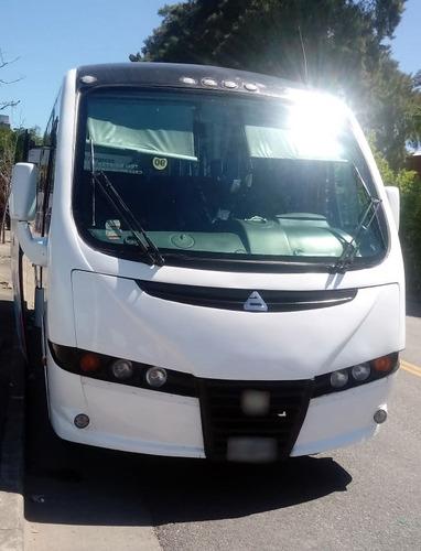 minibus agrale mwm lucero 2012