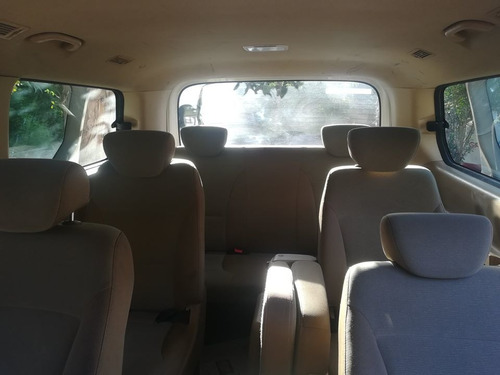 minibus hyundai new h1 2.5 gls blanco 2017