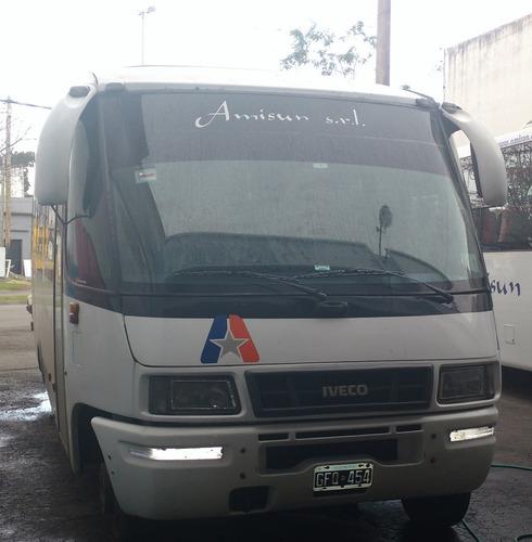 minibús iveco 24 pax