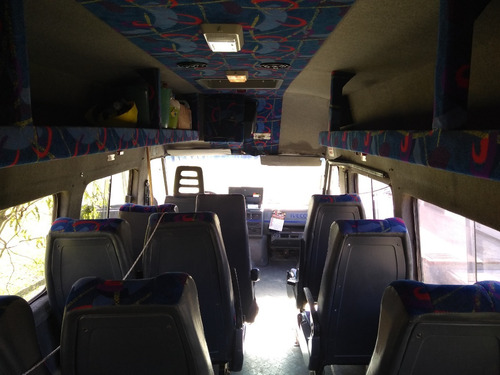 minibus iveco daily 2006