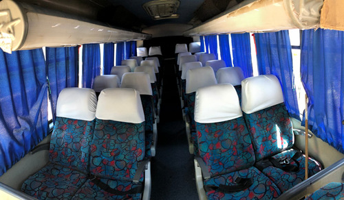 minibus iveco daily 2011, dueño directo oportunidad