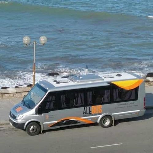 minibus iveco daily 2018