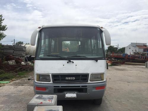 minibus iveco dairly 70c17