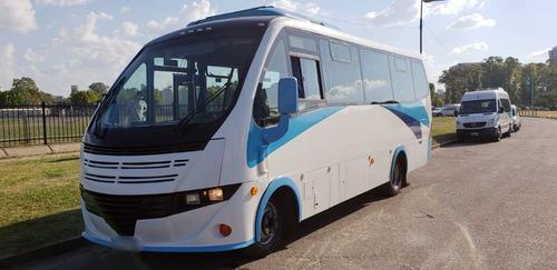 minibus iveco lucero 2016