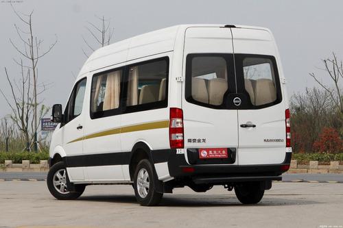 minibus king long skywell d11 17 pasajeros