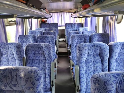 minibus mercedes benz 915 2010 comil 24+1