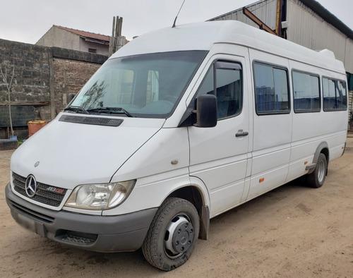 minibus mercedes benz sprinter 413 19+1 2007