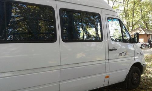 minibus mercedes benz sprinter 413 19+1