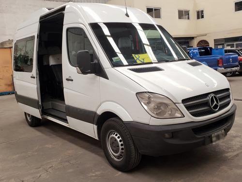 minibus mercedes benz sprinter 415 combi 3665 15+1 2013