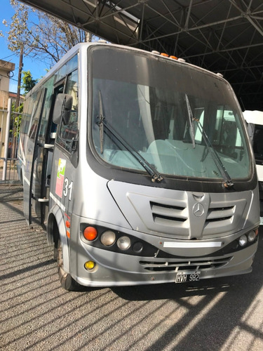 minibus usado mercedes benz l0915 2009 24+1 tipo turismo