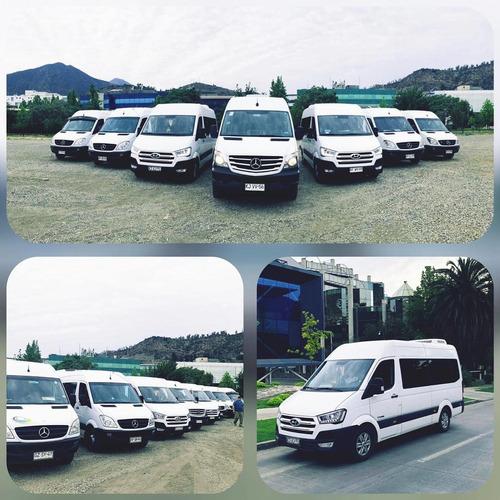 minibús viajes especiales