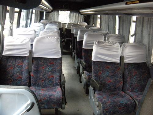 minibus volkswagen 9-150 motor mwm 2005