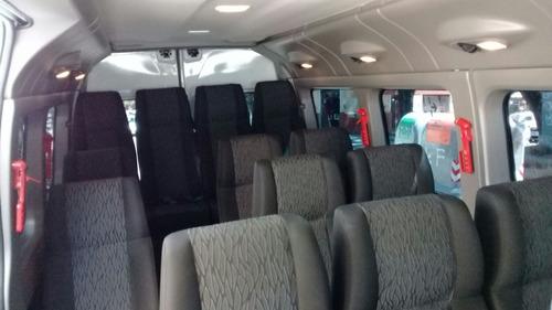 minibuses con chofer, 8, 15 y 17 pax. consultar x otras cap