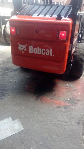 minicargador bobcat s185 año 2010 con kit para martillo