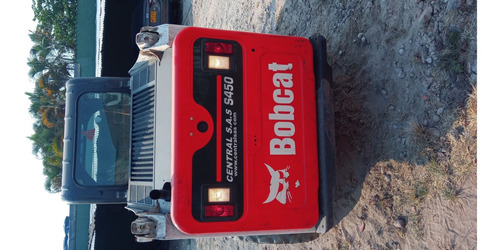 minicargador bobcat s450
