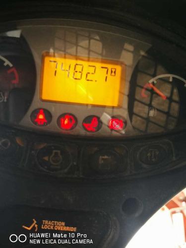 minicargador bobcat s570b / modelo 2013 / 7500 hrs