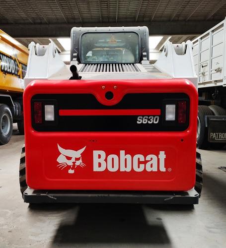 minicargador bobcat s630 año 2017 25hs de uso