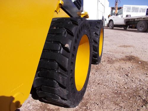 minicargador caterpillar 226d auxiliar hidraulico 2016