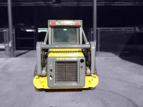 minicargador frontal new holland l170