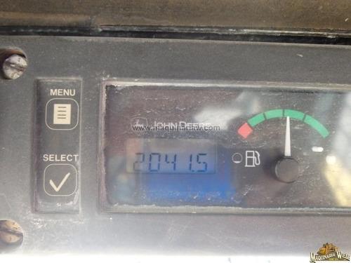 minicargador john deere 328 año 2007 bobcat con 2041 horas