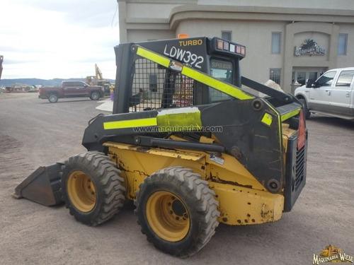 minicargador new holland 2004 bobcat ls170