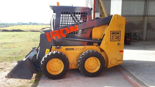 minicargadora 50 hp iron xt 740