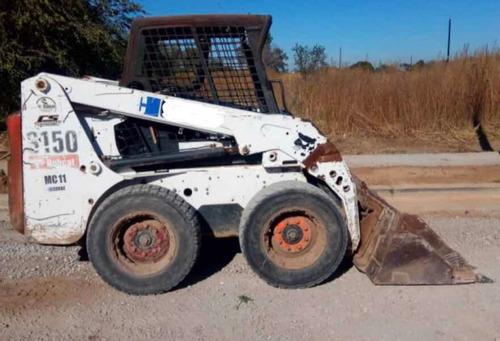 minicargadora bob cat s205 2007 patentada opcion c/retro