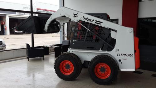 minicargadora bobcat - maquinas viales permuto - financio