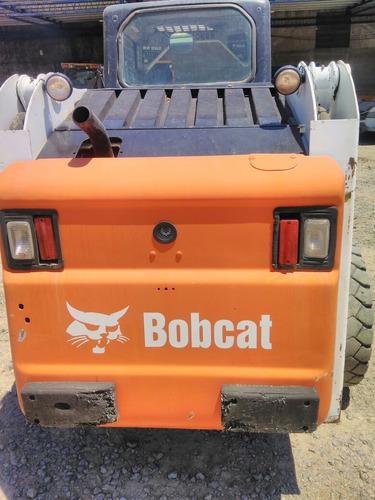 minicargadora bobcat s220