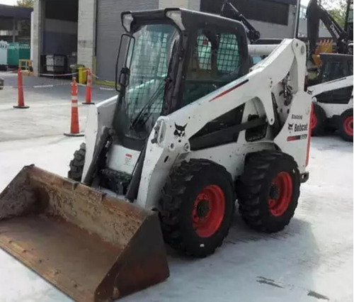 minicargadora bobcat s650,  2017, con 1000hs maquinasjm