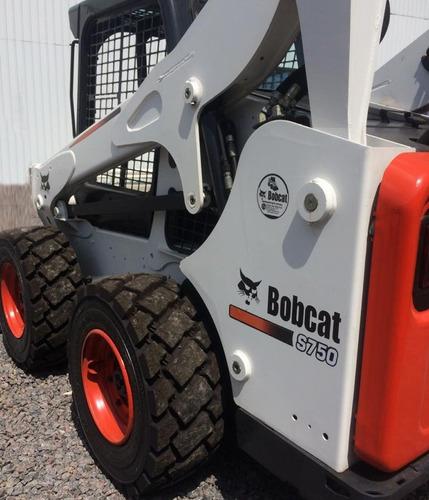 minicargadora bobcat s750 (usada)