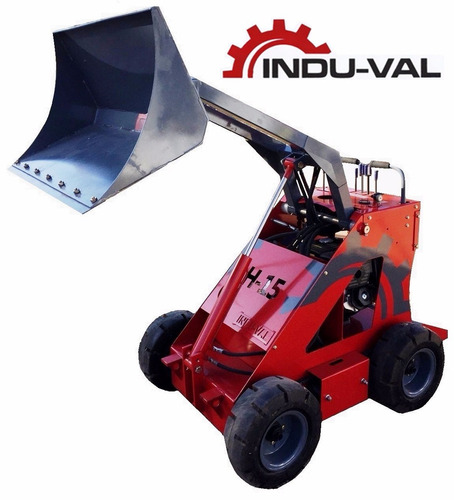 minicargadora induval h15 - cargadora $590.000+iva10.5%