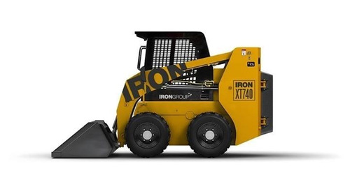 minicargadora iron xt 740